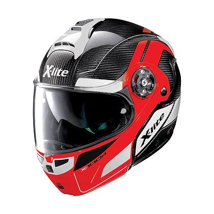 X-lite X-1004 Charismatic N-Com Carbon Corsa Red 15