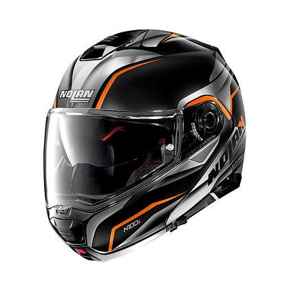 Nolan N100-5 Balteus N-Com Glossy Black 44