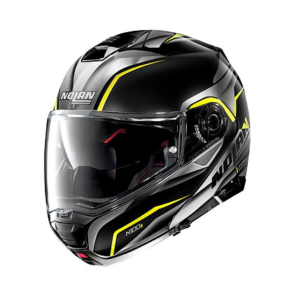 Nolan N100-5 Balteus N-Com Glossy Black 43