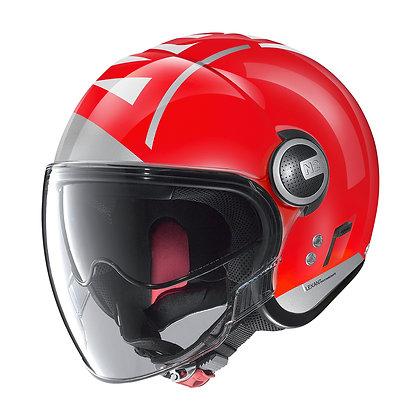 Nolan N21 Visor Avant-Garde Corsa Red 79