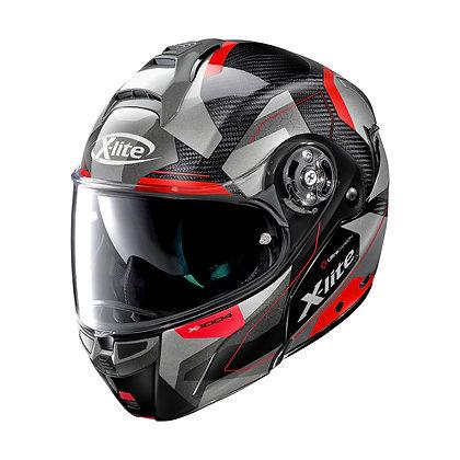 X-lite X-1004 Dedalon N-Com Carbon Glossy Black 17