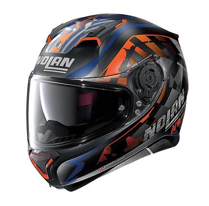 Nolan N87 Venator N-Com Flat Black 91