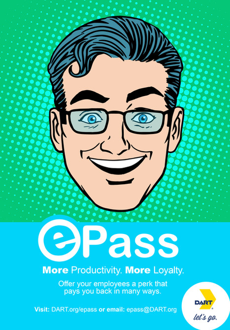 DART - ePass Ode to Lichtenstein campaign
