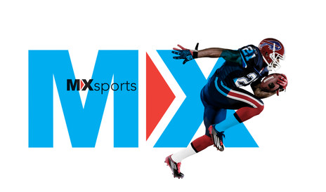 MX Sports – Brand supportive graphic