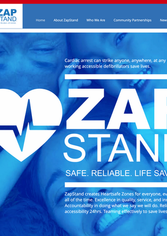 Zap Stand