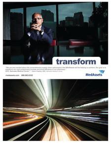 MedAssets – Transform