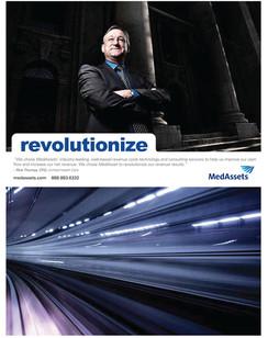MedAssets – Revolutionize