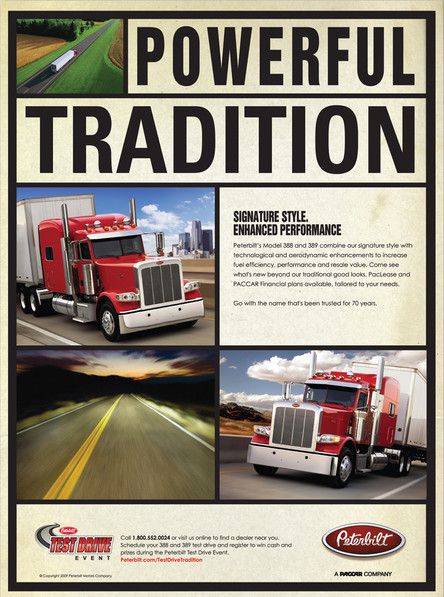 Peterbilt – Powerful Tradition