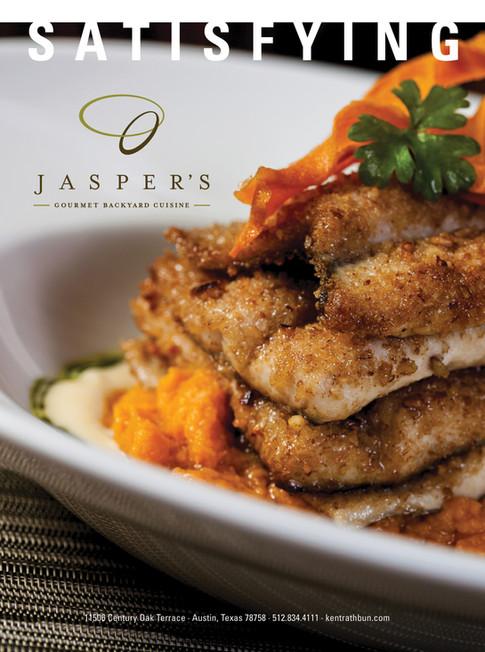 SATISFYING – Jasper's