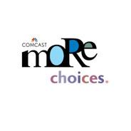 Comcast – More Choices – Promotional Logo