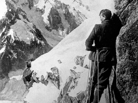The 1924 Mallory Everest Expedition.