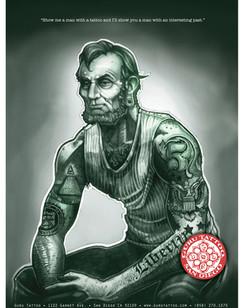 Guru Tattoo – Men of Destinction
