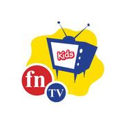 Family Network: TV Kids Programming Promotional Logo
