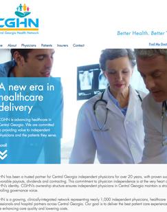 CGHN – Website