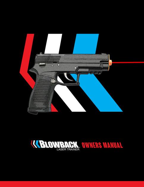Blowback Laser Trainer