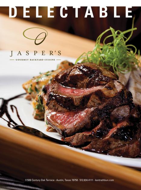 DELECTABLE – Jasper's