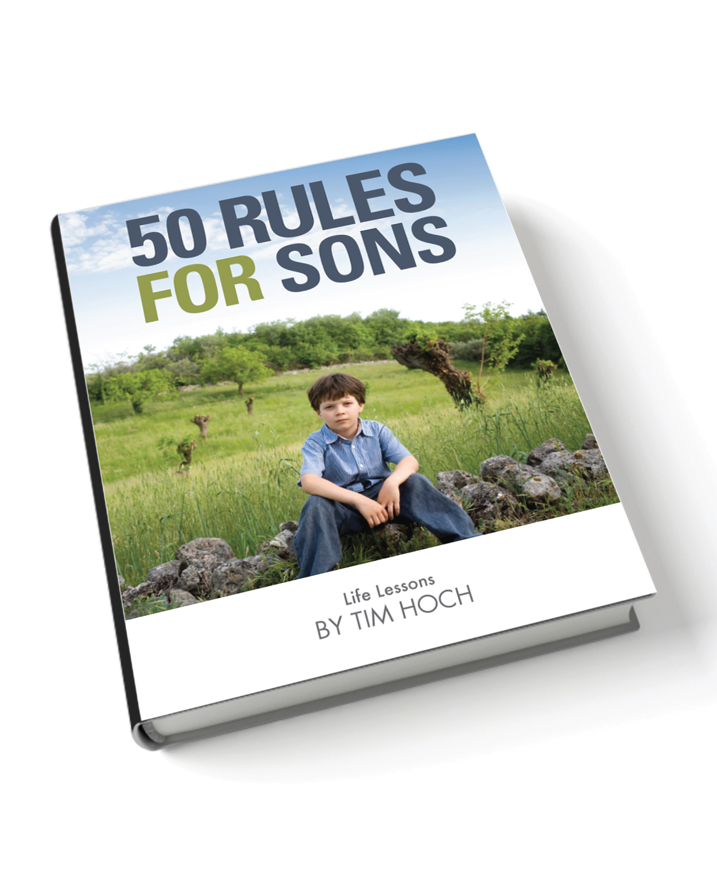 50 Rules For Sons – Cover 01