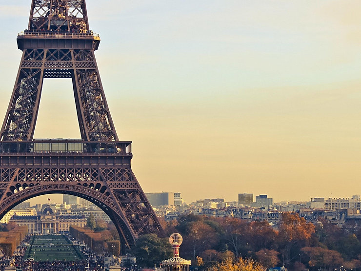 City-Eiffel-Tower-Paris-France-Wallpaper