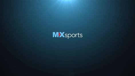 MX Sports – Animated identity