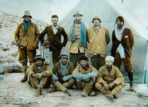 George Mallory Everest