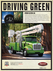Peterbilt – Driving Green