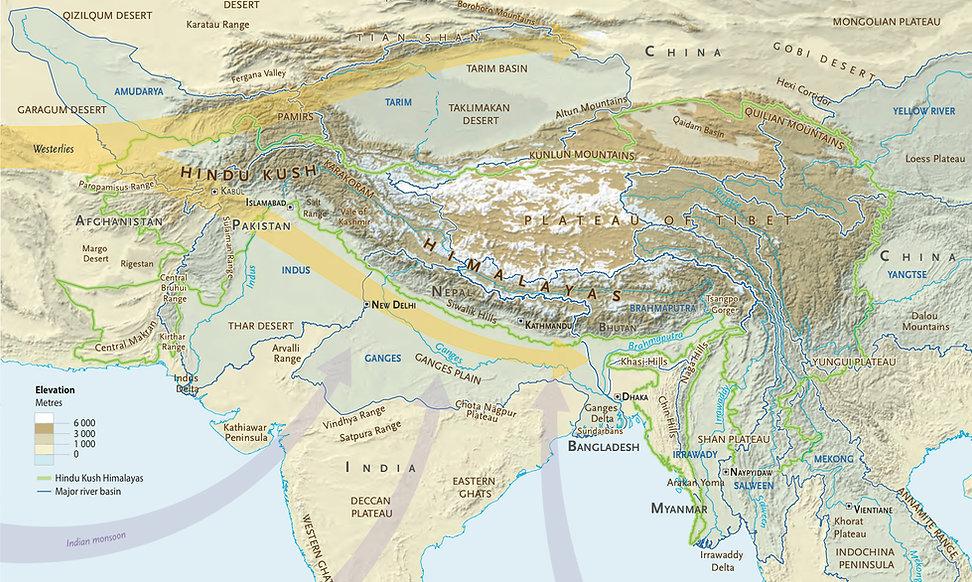 Nepali Himalaya
