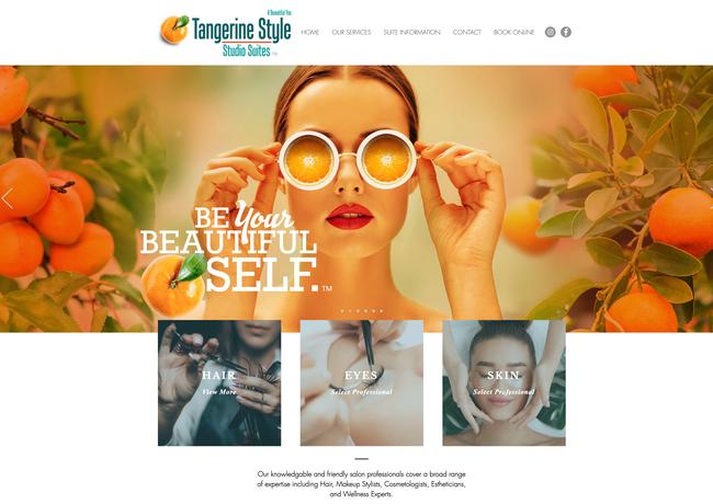 Tangerine Style Suites