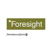 PWC: Foresight Conference/Event Logo