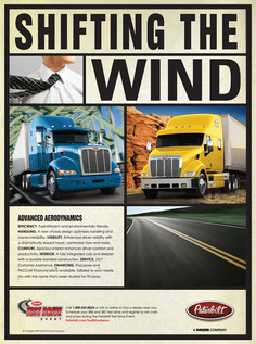 Peterbilt – Shifting The Wind