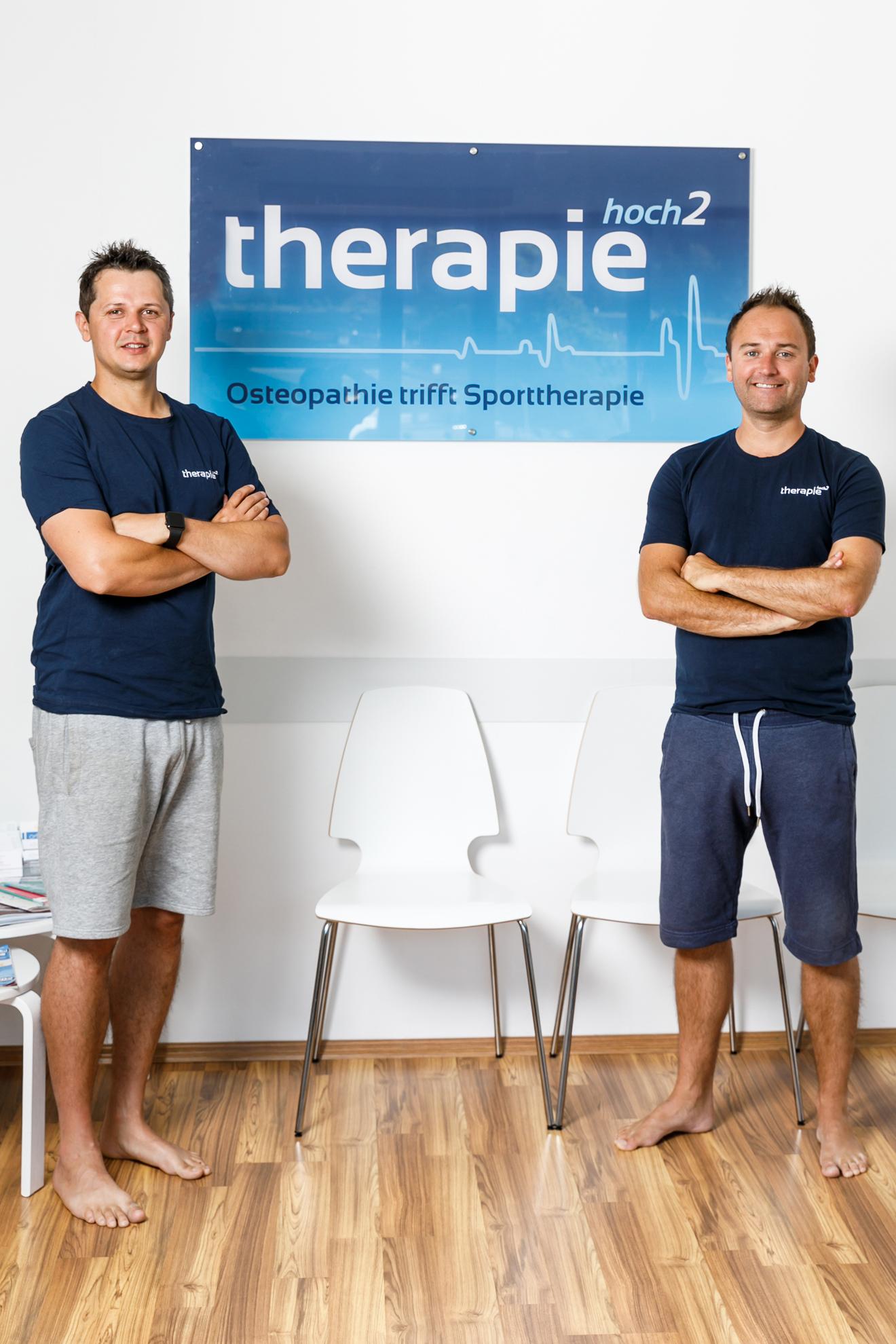 Team Therapie hoch2