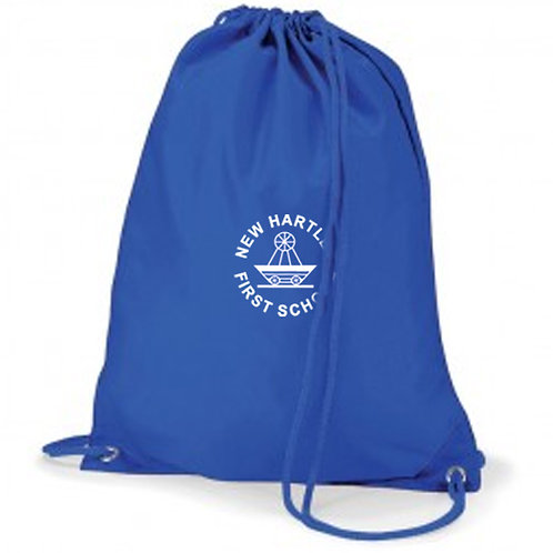 NHFS PE Bag New Hartley First School