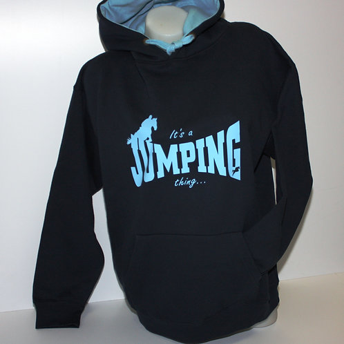 Archers Premium Hooded Sweatshirt - It's a Jumping Thing!