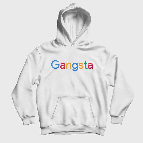 google funny white hoodie