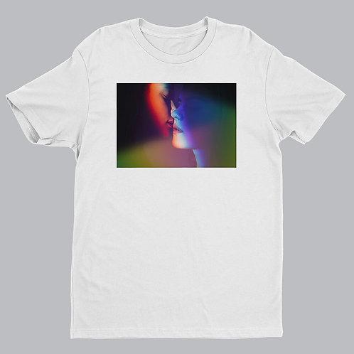 Rainbow LGBTQ White Tshirt