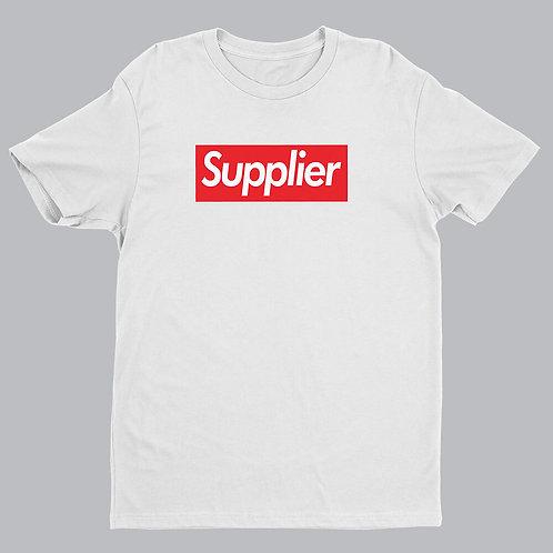 Supreme Funny White tshirt