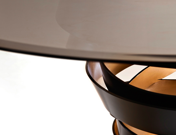 BY KOKET Intuition Dining Table