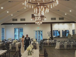 First look of your reception
