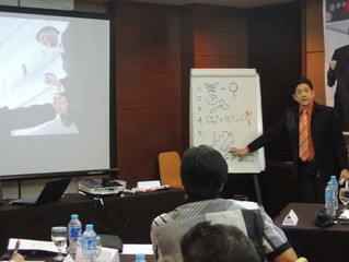 "Laporan Dahsyat Menarik dari Workshop Sertifikasi Great Trainer In Action"" Angkatan XIII 6-9 April 2"