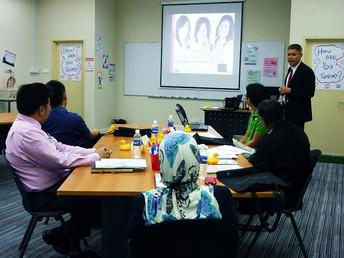 MWS Trainer Certification @Sarawak