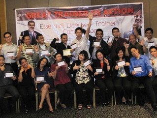 Content Coaching MiniWorkshopSeries Module untuk BCA, 11 Oktober 2012 di Hotel Ciputra Jakarta