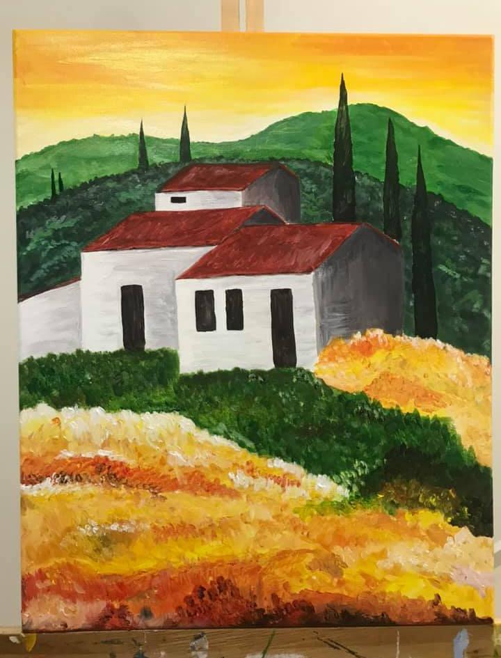 Denise Art Work