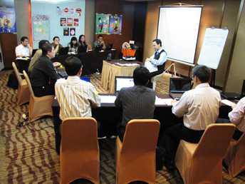 MWS Indonesia – Licensed Trainer Certification August 2011