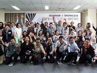 Trainer ELT /PLT Miniworkshopseries Indonesia Gathering Ke-8, 25 Agustus 2015