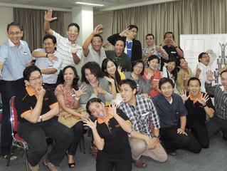 """ELT & PLT Partner Trainer Meeting, """"Jurus Jitu Menulis Buku"""", Jakarta Peb.2013"""