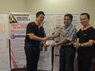 Sertifikasi Trainer ELT-MWS Publik angkatan 10,11-14 Juni 2014