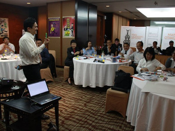 MWS Indonesia Trainer Certification