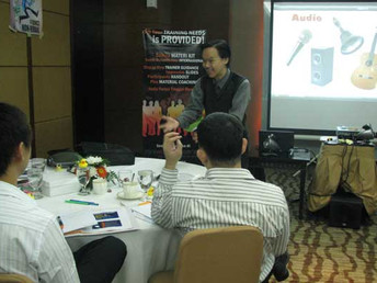 Trainer Certification: 1st in Indonesia