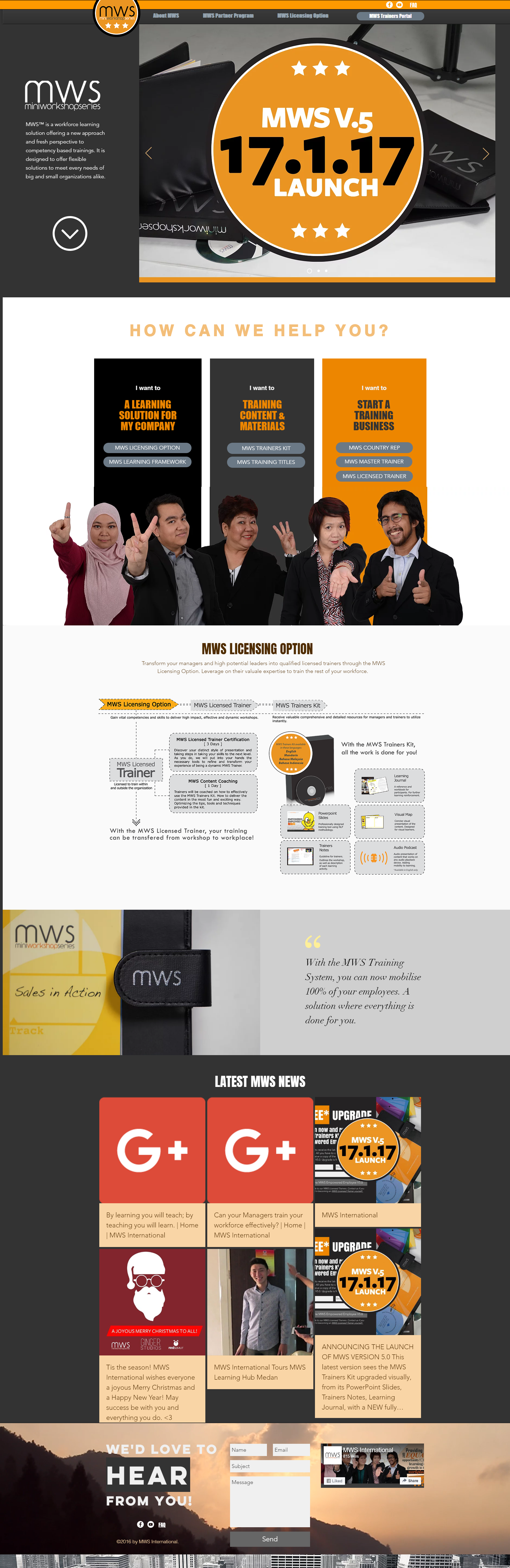 MWS International