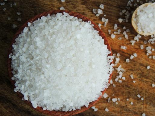 Epsom Salt aka Bitter Salt