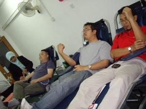 Malaysia: MWS Blood Donation Drive